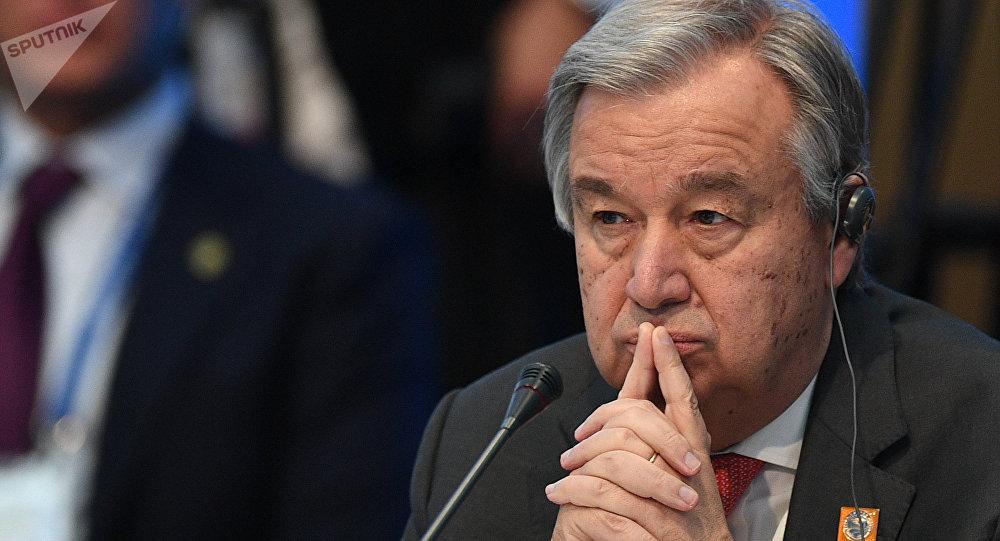 聯合國秘書長安東尼奧·古特雷斯