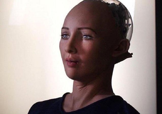 機器人索菲亞