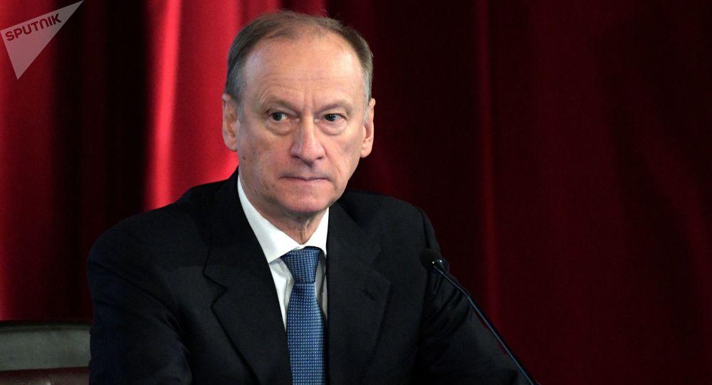 帕特鲁舍夫:AUKUS 三边安全伙伴关系置亚洲整个安全架构于威胁之下