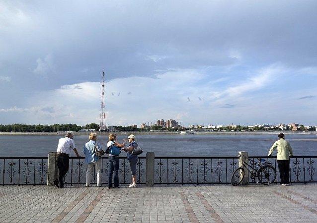 俄边境与中国接壤地区单日新增944例新冠病毒感染病例
