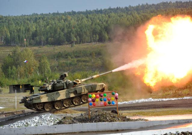 T-90S坦克