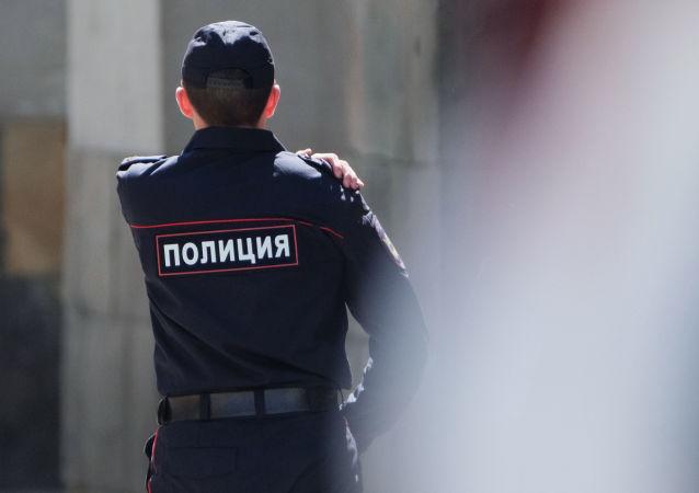 俄中部地區160處設施因遭電話恐怖主義威脅接受排查