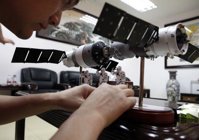 中國「天宮一號」空間站殘骸或將於2018年墜落地表