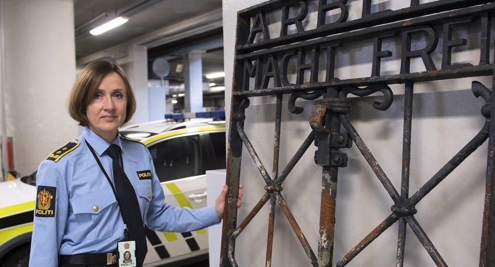 挪威警察員(圖片資料)