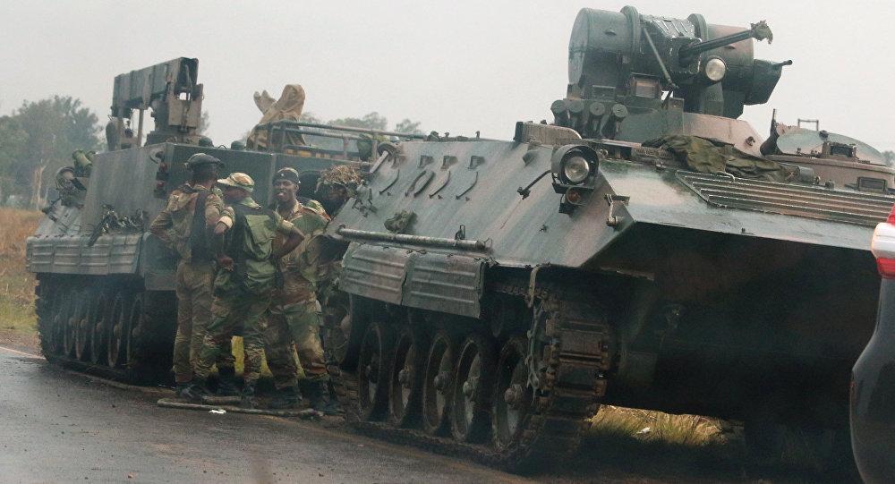 津巴布韋駐俄大使:津巴布韋就軍事現代化問題與俄羅斯方面保持接觸