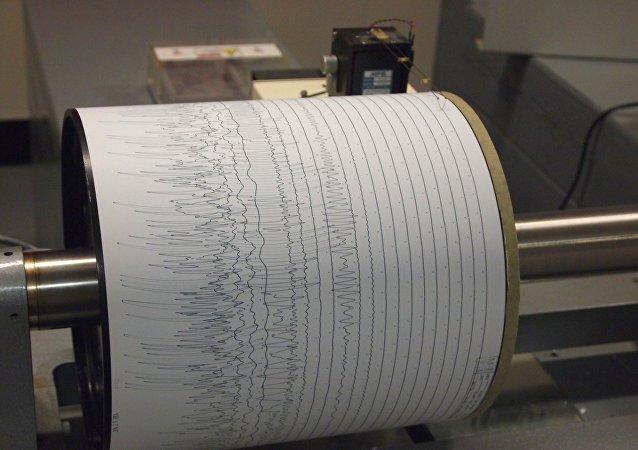 日本福島縣海域發生5級地震