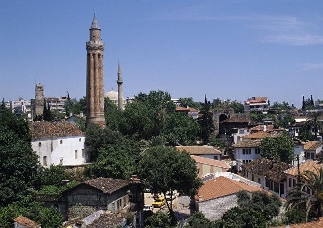 安塔利亞,土耳其