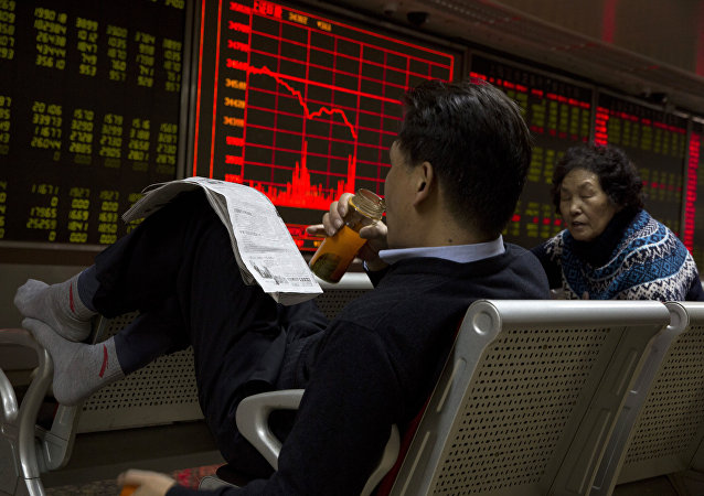 专家:中国必须控制金融市场否则可能发生危机