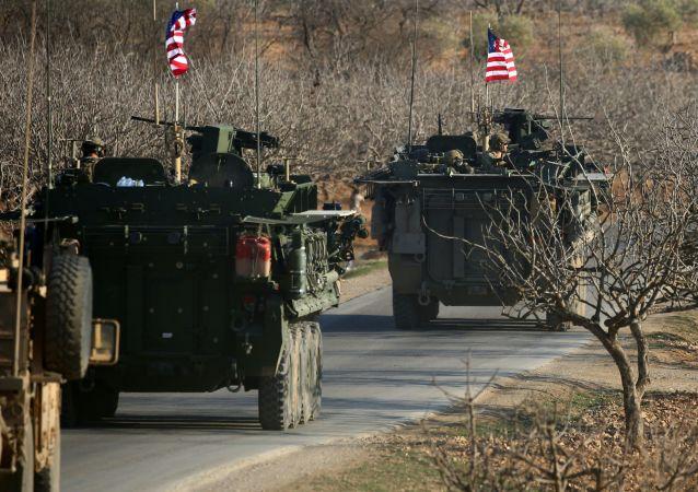 美軍在粉碎IS後留在敘利亞讓敘國家統一受質疑