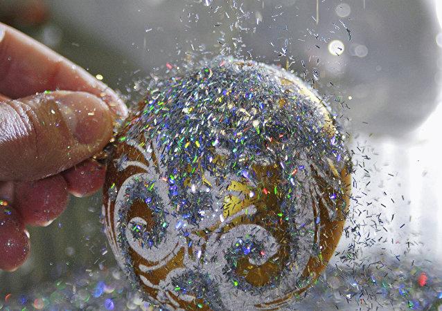 研究人員稱閃粉危害地球生態環境