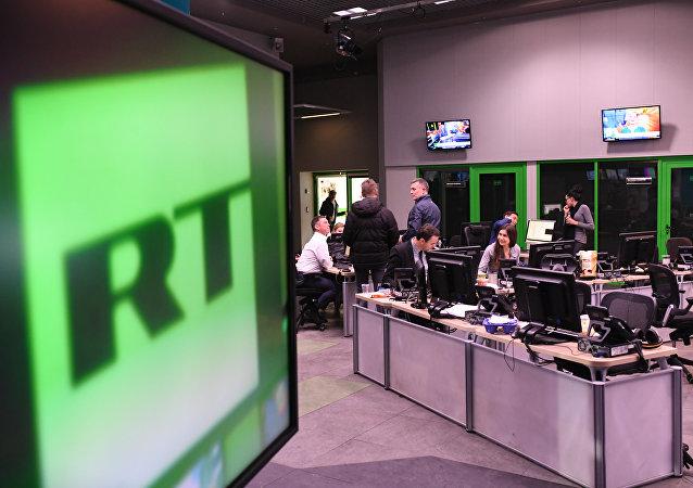 俄RT电视台没有因索尔兹伯里事件而改变社评立场