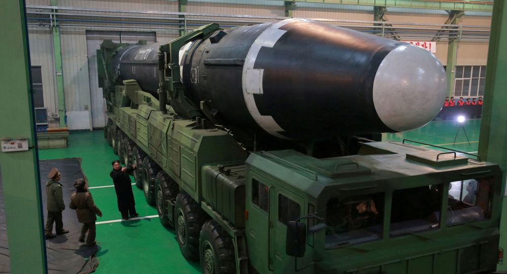 金正恩呼籲加快核武器和彈道導彈大規模生產