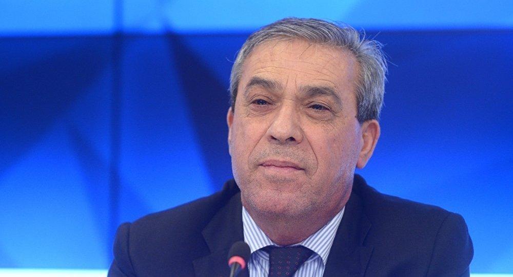 巴勒斯坦驻俄大使
