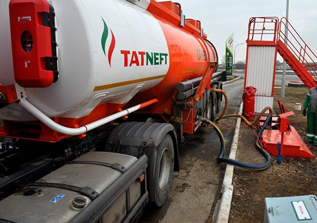 俄韃靼石油公司1-6月的石油產量增加18.2萬噸 超1330萬噸