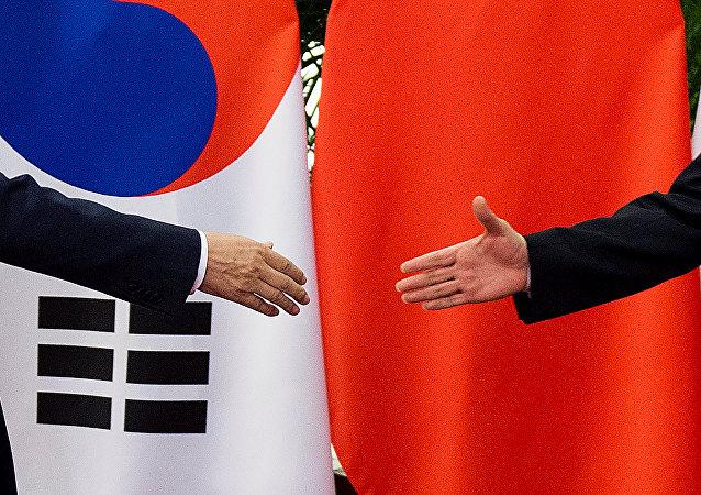 六方會談韓方團長:在韓朝關係改善背景下韓中合作尤為重要