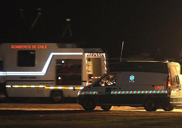 智利救護車(資料圖片)