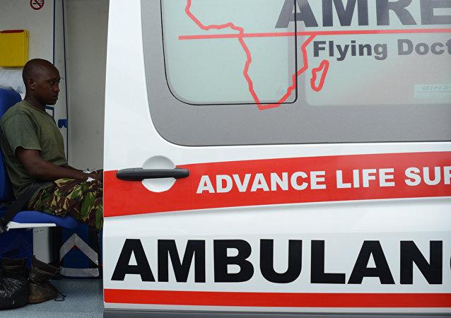 肯尼亚急救车