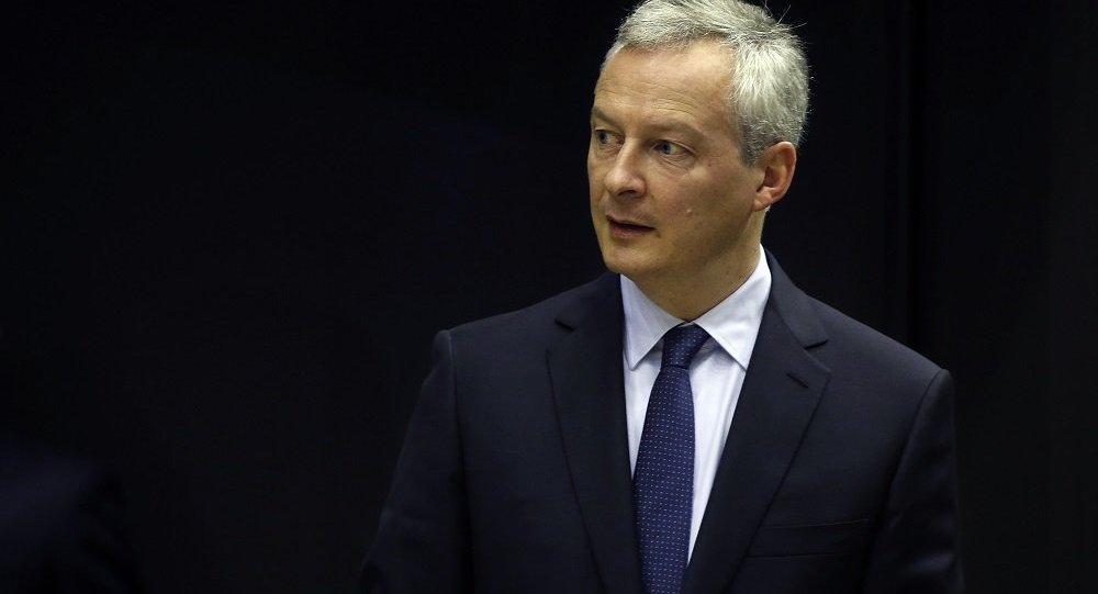 法國財長勒梅爾