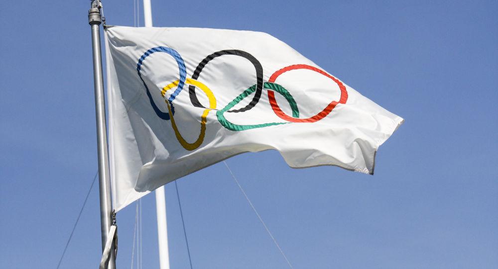 奧林匹克會旗