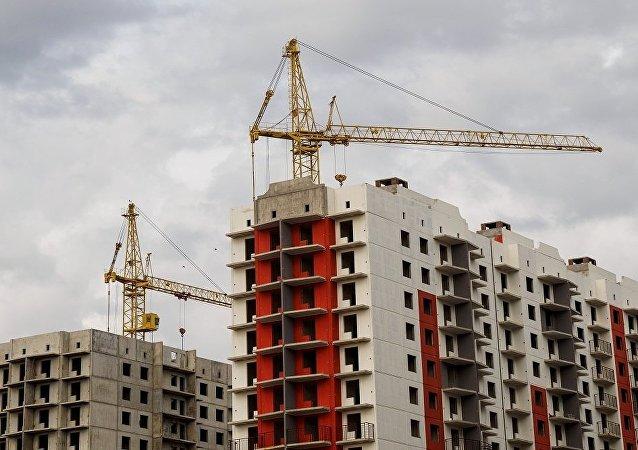 報告:2021年上半年俄羅斯房地產投資額增長40%