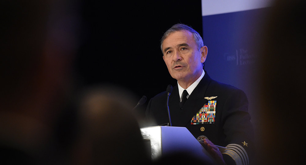 Admiral Harry B Harris, Jr, Commander, United States Pacific Command