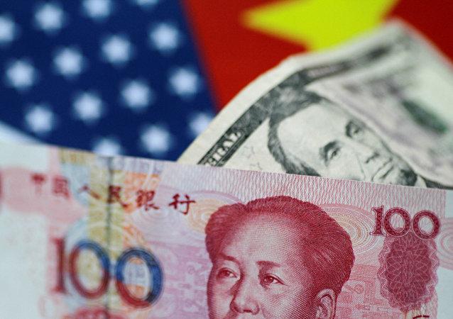 中国外交部:希望美方不要把货币问题政治化