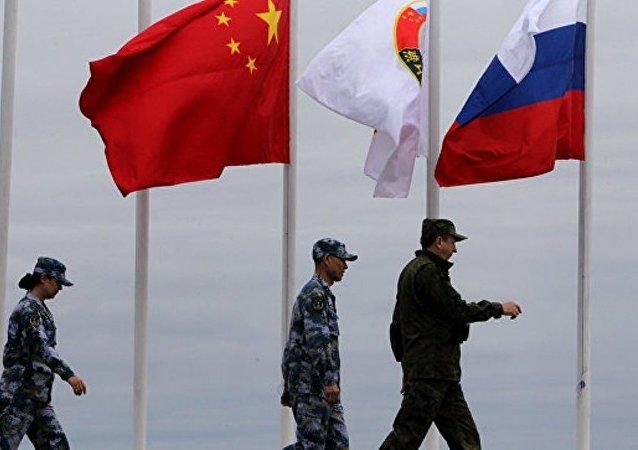 中國駐俄武官:中俄應共同抵御美國施壓