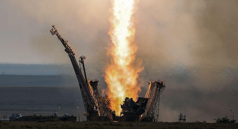 下次载人发射前将先用联盟系列火箭执行三次无人发射