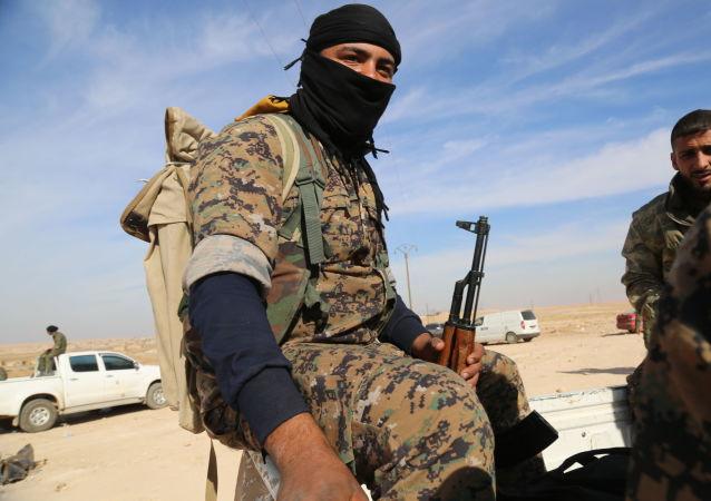 敘利亞民主力量部隊全面解放伊斯蘭國武裝分子控制的最後村莊