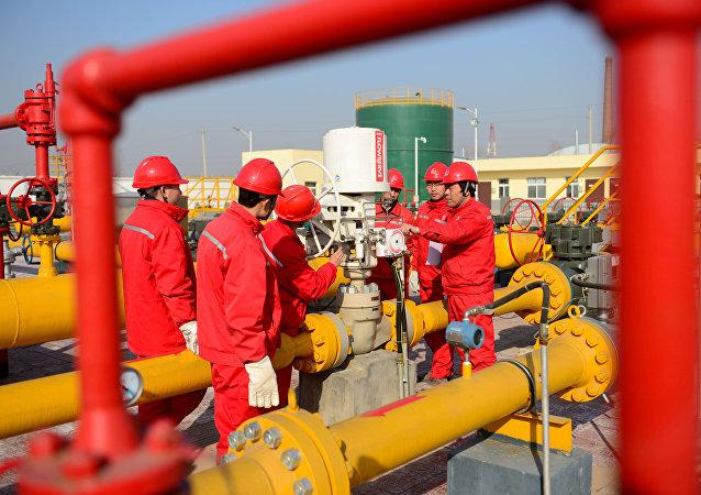 中國石化新增天然氣探明儲量約921億立方米