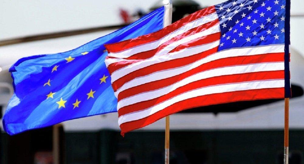 媒體:歐盟建議美國對俄羅斯「敵對行動」和「消極行為」作出回應