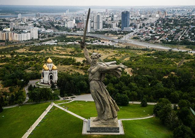 歡迎來到伏爾加格勒—2018年世界杯足球賽舉辦地!