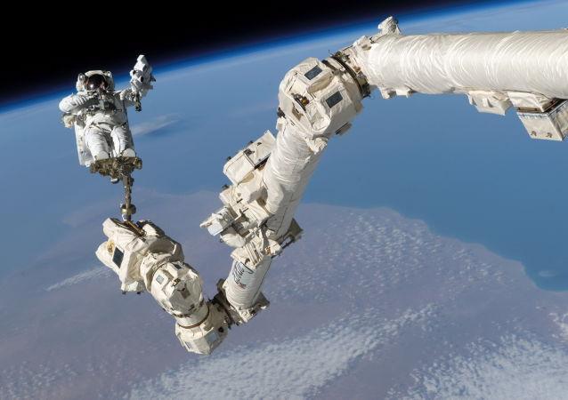 国际空间站的美国部分