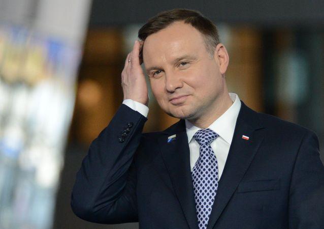 波蘭總統安傑伊∙杜達