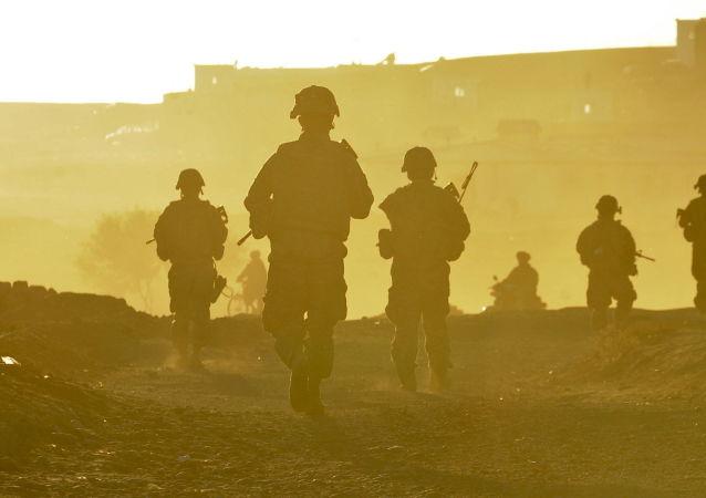 美軍將把彩彈槍用於實戰