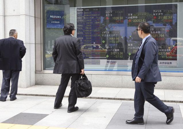 中国专家:全球股市暴跌可能引发全球复苏夭折