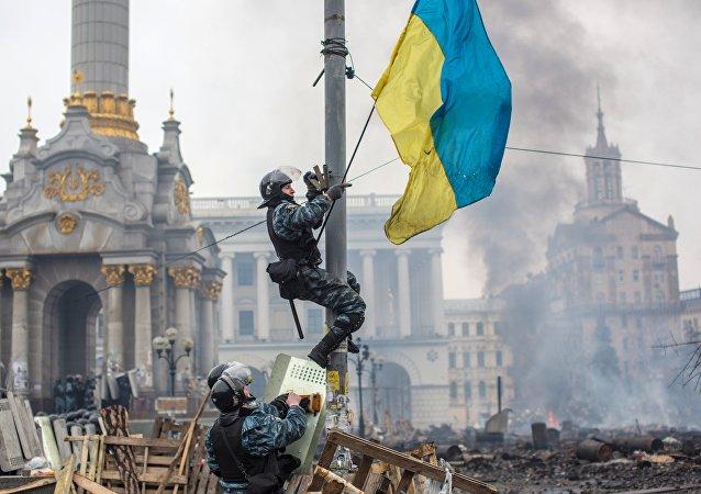 烏克蘭怕甚麼?俄羅斯衛星通訊社發佈在2014年「邁丹」事件中開火的格魯吉亞狙擊手證詞
