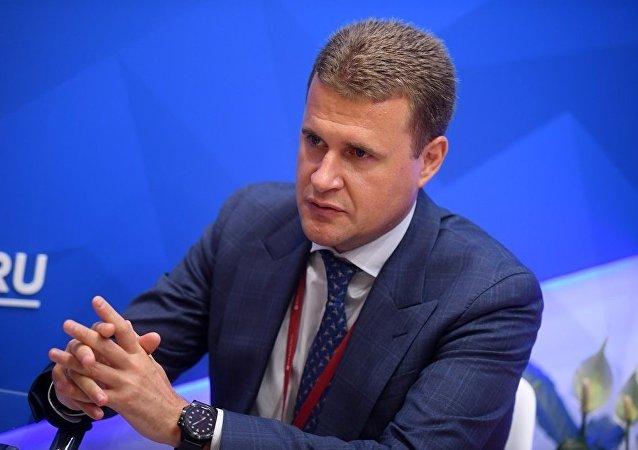 俄罗斯联邦远东和北极发展部长切昆科夫