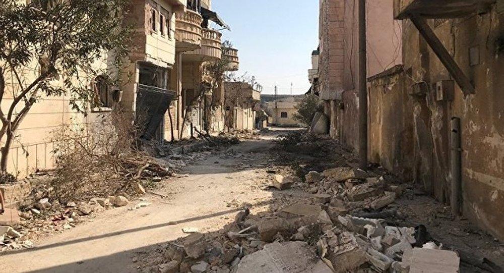土外交部回應美國務院聲明稱「橄欖枝」行動旨在打擊恐怖分子