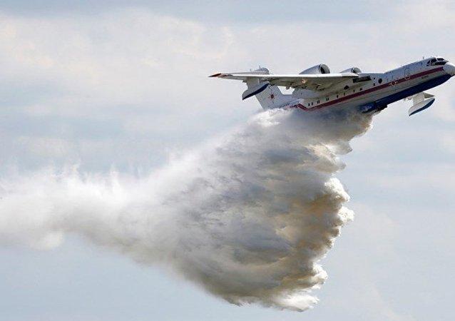 別-200水陸兩棲飛機或採用俄法研制發動機替代烏引擎