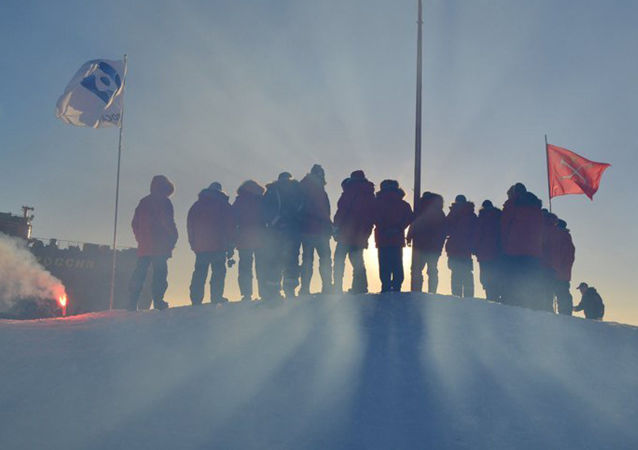 俄外交部:北極正成為超前發展區