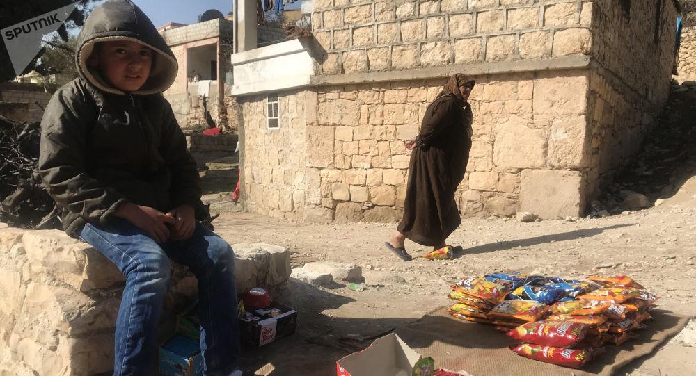 聯合國:仍有5-7萬人滯留阿夫林並急需人道援助