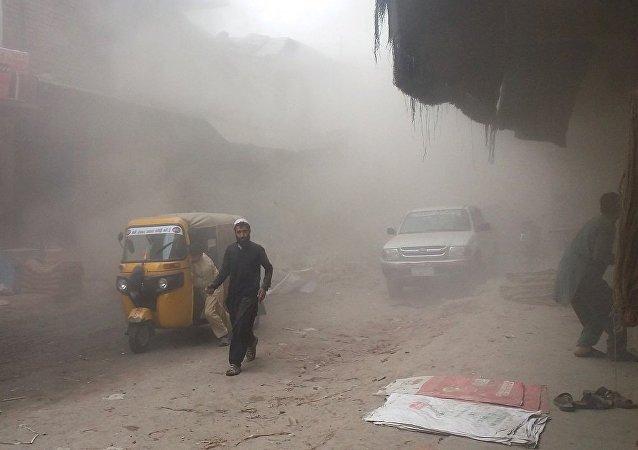 阿富汗贾拉拉巴德袭击事件至少5人死亡