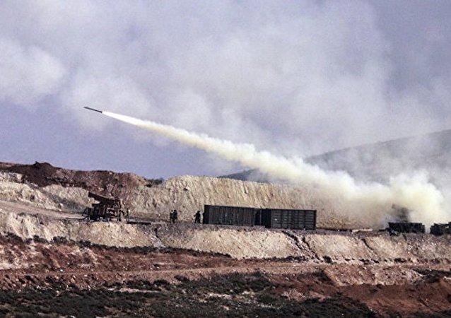 敘利亞阿夫林醫院遇襲致13人死亡