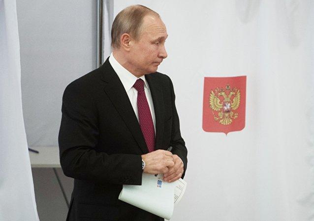 俄总统新闻秘书:普京将以电子投票方式参加俄国家杜马选举