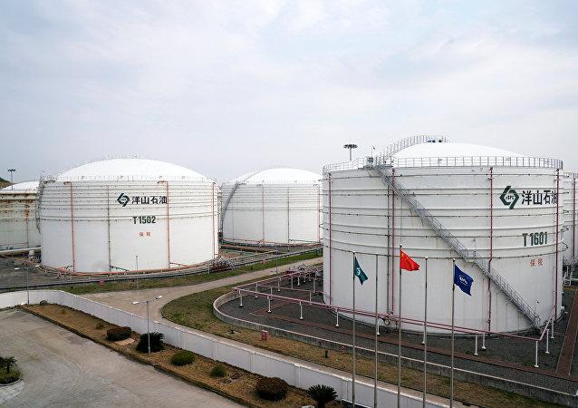 中石化原董事长:中国要做好短期石油断供准备 把能源安全掌握在自己手中