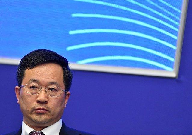 俄罗斯中国总商会会长:疫情之下中俄经贸合作逆势前行 呈现出全方位、高水平的发展态势