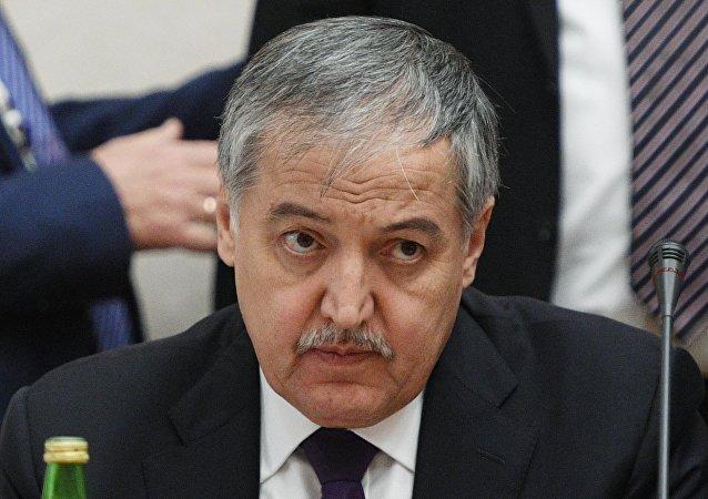 塔吉克斯坦外交部:讓俄邊防人員重返塔阿邊境的問題不在議程上