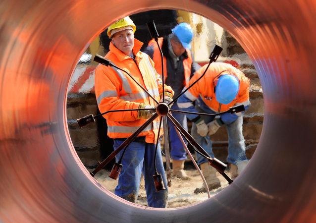 俄氣今年將向阿穆爾天然氣加工廠投資近50億美元