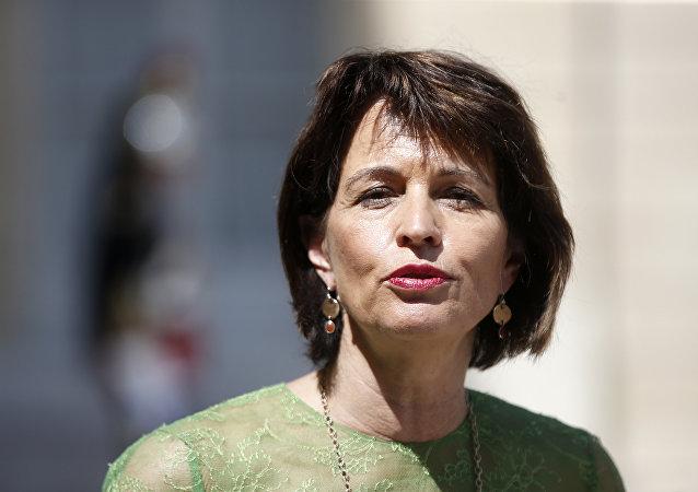 瑞士總統多麗絲·洛伊特哈爾德